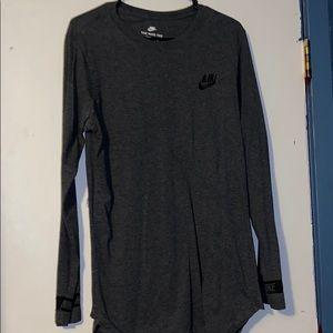 Long sleeve nike T-shirt
